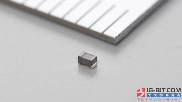 村田推出面向智能手机等通信设备的15uH的0402尺寸电感器