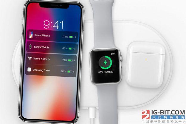 无线充电只支持第3代苹果表,我要这AirPower有何用?