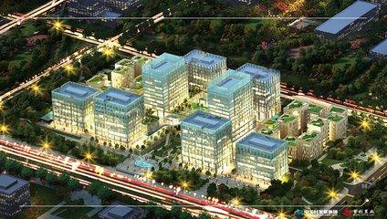 中关村集成电路设计园即将竣工 将形成250亿元年产值