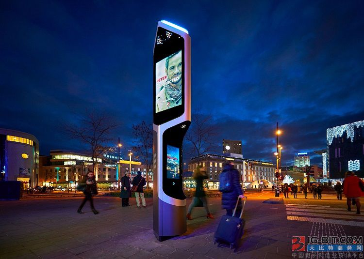 """Citybeacon选择Zytronic在荷兰创建""""智慧城市""""中心"""