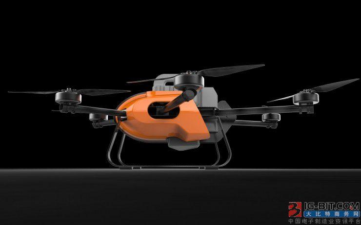 蜂巢科技融资6200万元,打响工业无人机平台争夺战