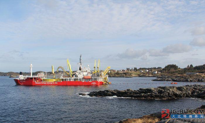 526米!耐克森420千伏XLPE海缆敷设深度破纪录
