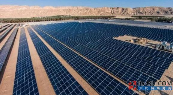 掘金中东 中盛能源以色列再获60MW光伏电站项目