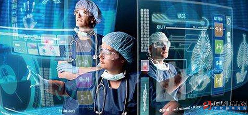 """未来:离开人工智能,医生将变成""""傻瓜""""?"""