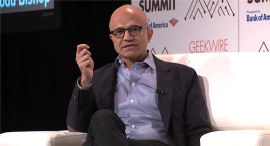 微软首席执行官:新谈Surface问世之前我什么也不会透露