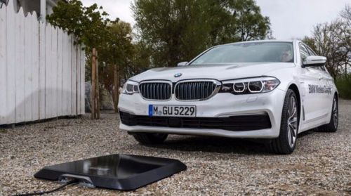 汽车无线充电万事俱备即将爆发   磁性材料如何选择?