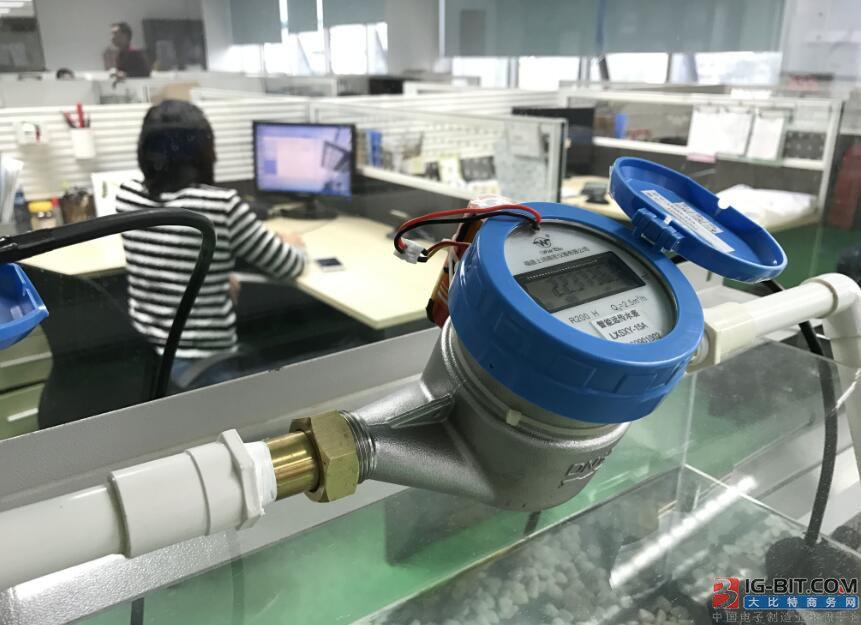 NB-IoT智能水表在澳大利亚已投入试用