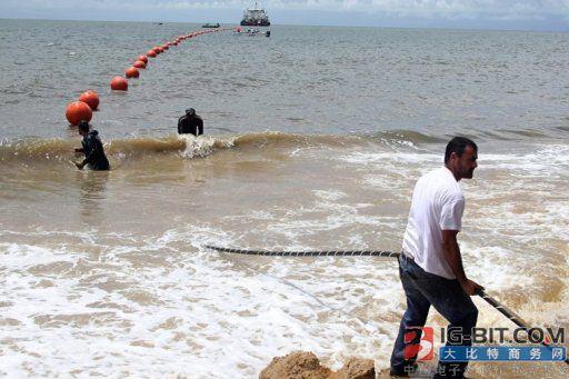 西非国家经济共同体海底光缆系统筹建