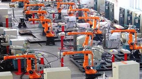 陕西省机器人产业规模已达到10亿元