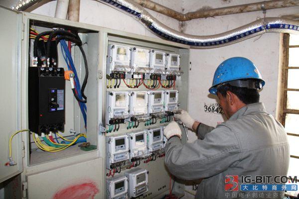 重庆电力公司大力推广低压远程集抄