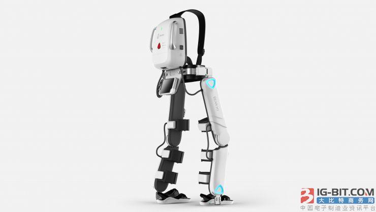 又一家国内企业推出外骨骼,康复机器人的春天来了吗?