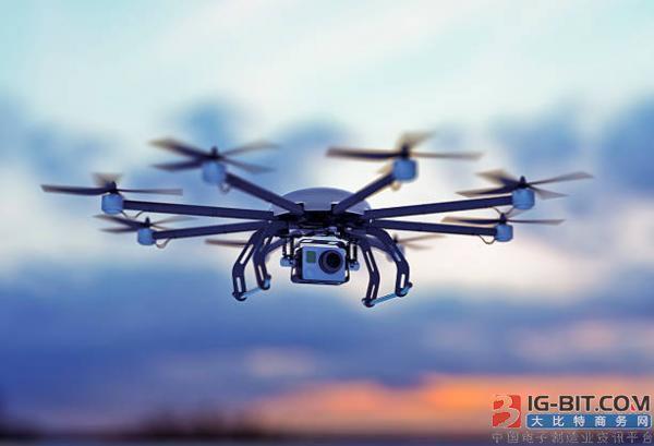 电力工业领域无人机市场潜在规模达94.6亿美元