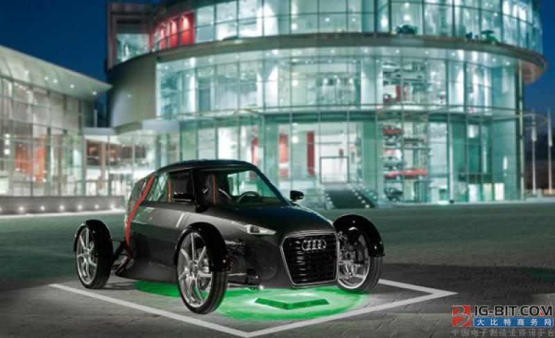 汽车无线充电前景明朗 蓄力爆发