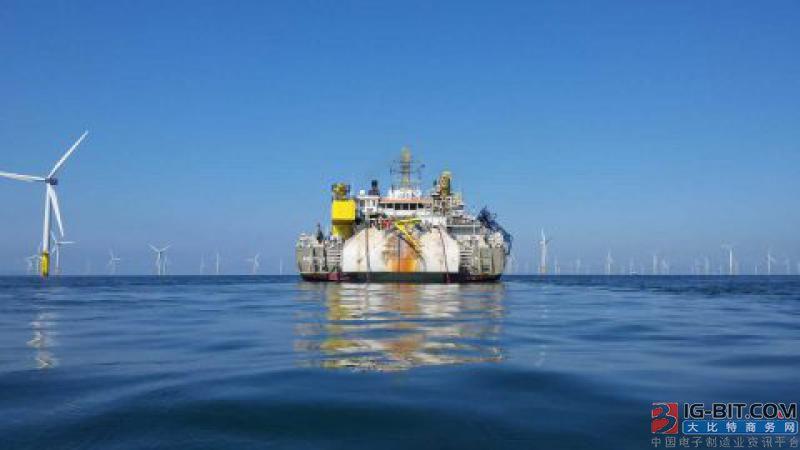 VBMS签Moray海上风电场东内部阵列电缆合同