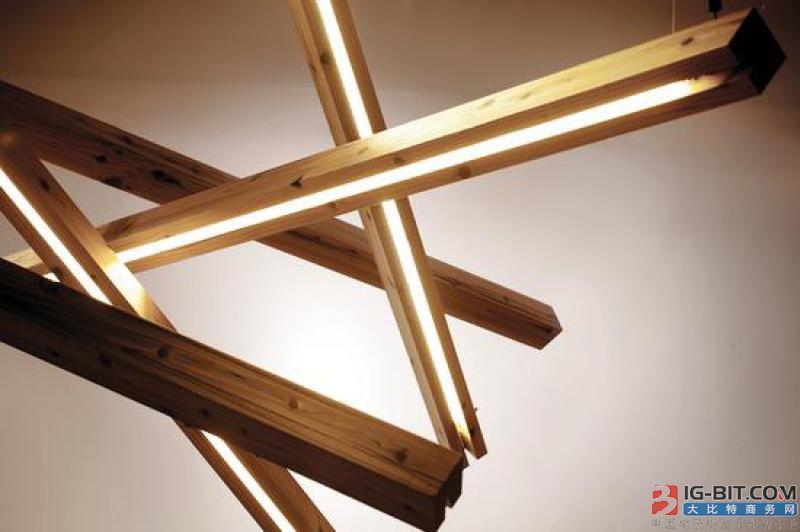这款高逼格LED照明灯让家居成为艺术
