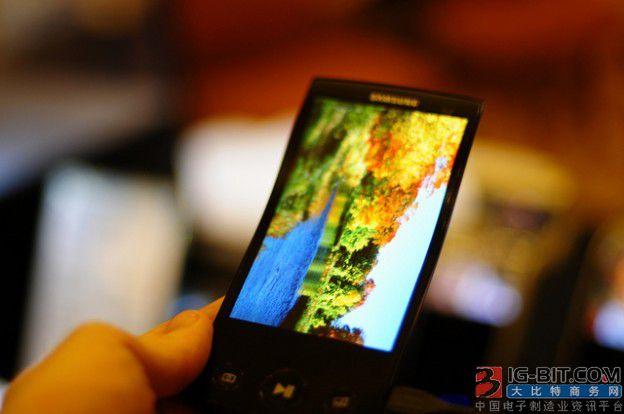 抢iPhone OLED订单 中国厂商很有优势