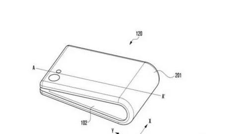 OPPO 可折叠显示屏专利曝光,难道可折叠是未来手机新趋势?