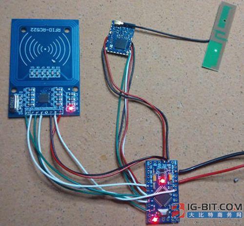 LoRa技术应用于物联网RFID门禁管理方案
