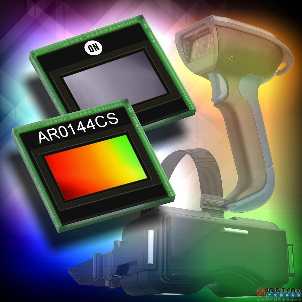 最新的1/4英寸1.0Mp CMOS全局快门图像传感器可在 所有光照条件下以全新的更小封装实现高性