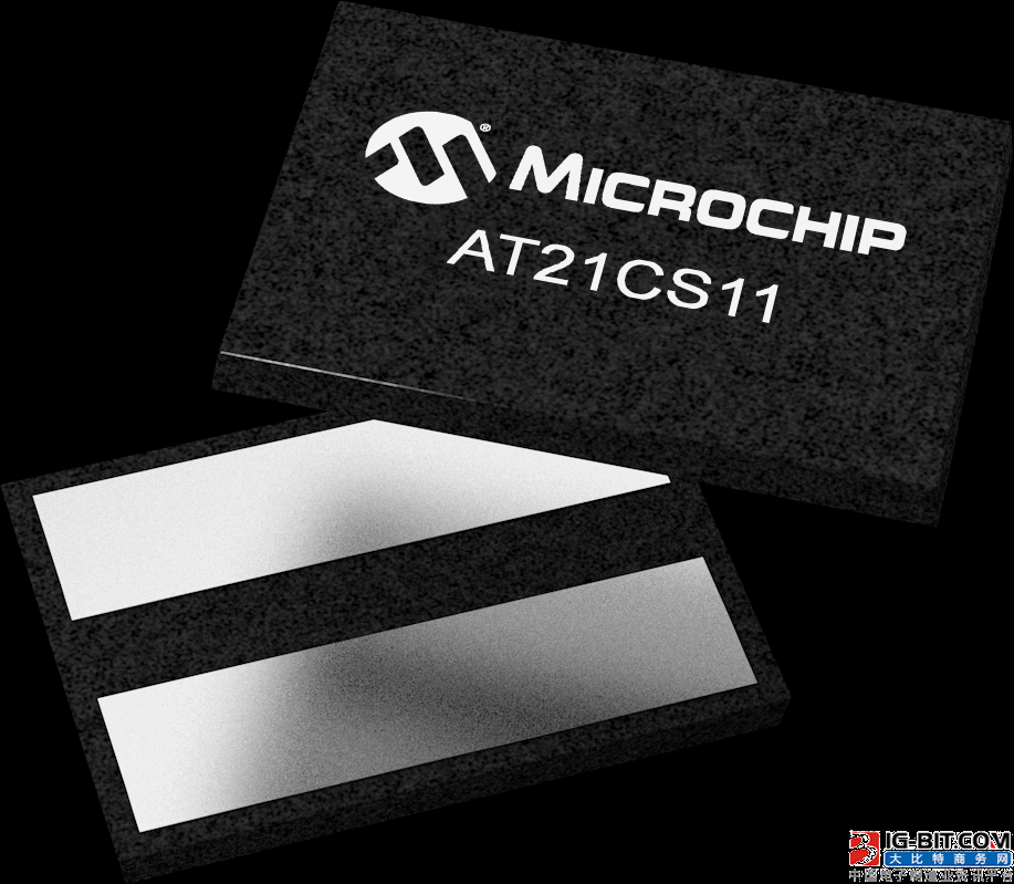 Microchip最新的单线串行EEPROM支持远端识别