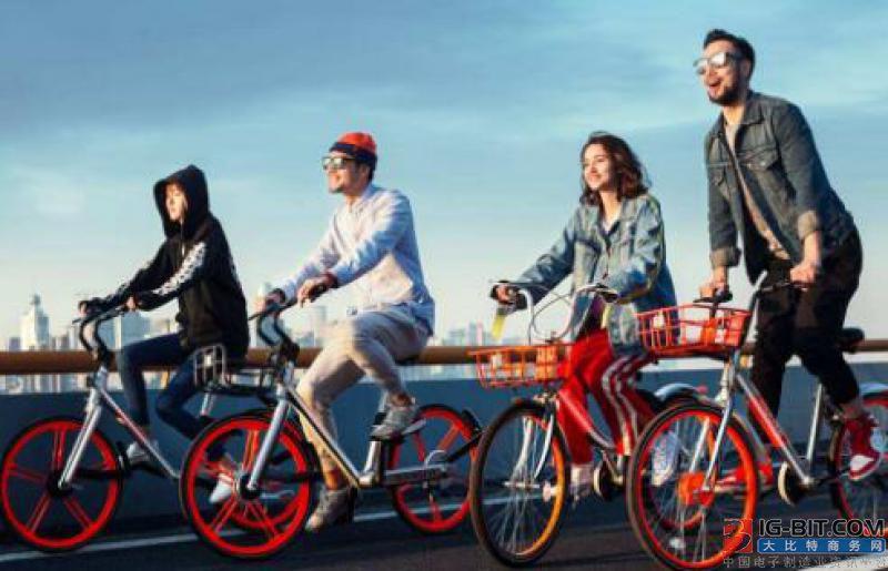 """摩拜单车引领""""中国智造""""走向全球 正式进入荷兰鹿特丹"""