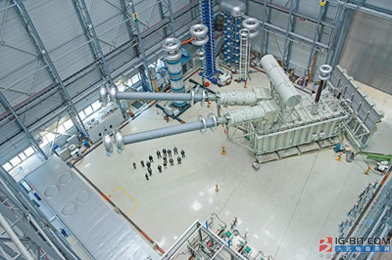 世界首台高压变压器通过其型式试验 最高传输电压达±1100kV