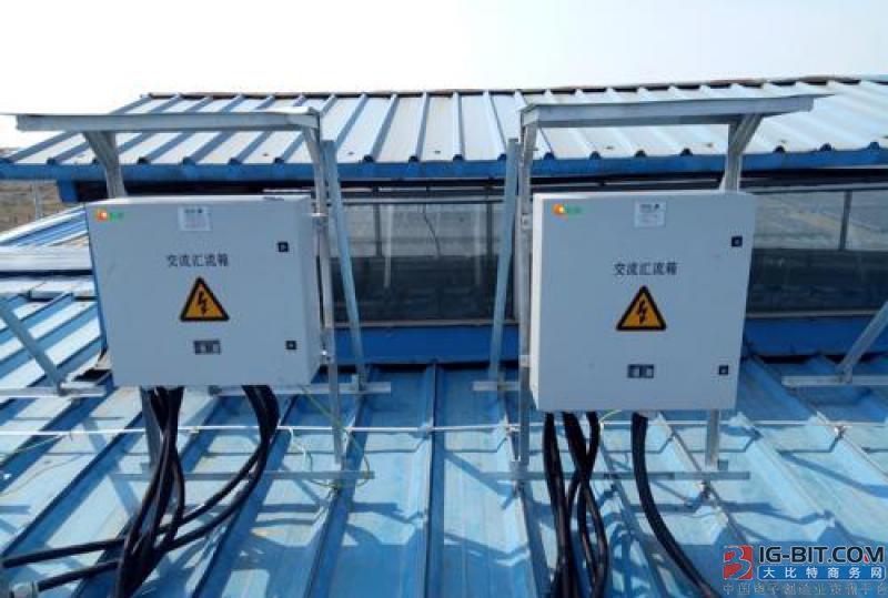 逆变器创新光伏电站 实现升压站系统配电控制一体化