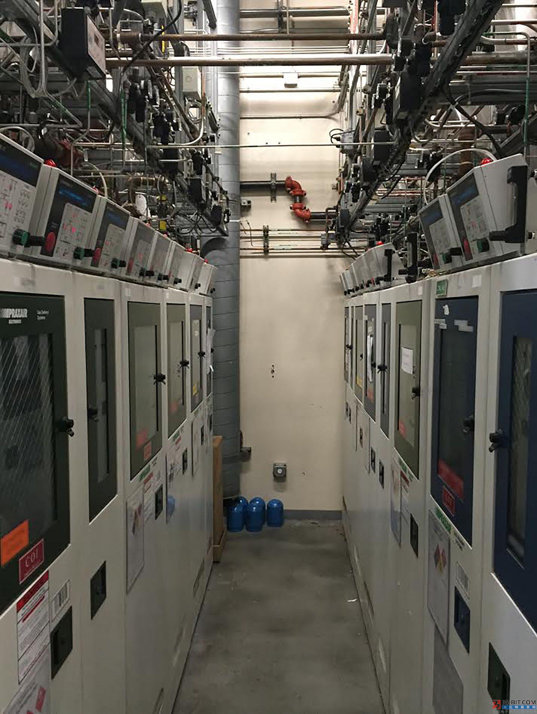 无线传感器网络使半导体晶圆制造厂保持高效率运行