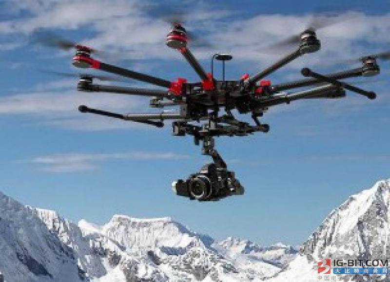 无人机应用加速普及 编队协作技术发展获重视