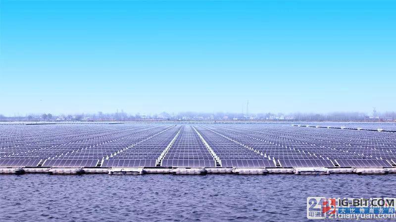 阳光电源浮体产品及漂浮电站系统经验获好评