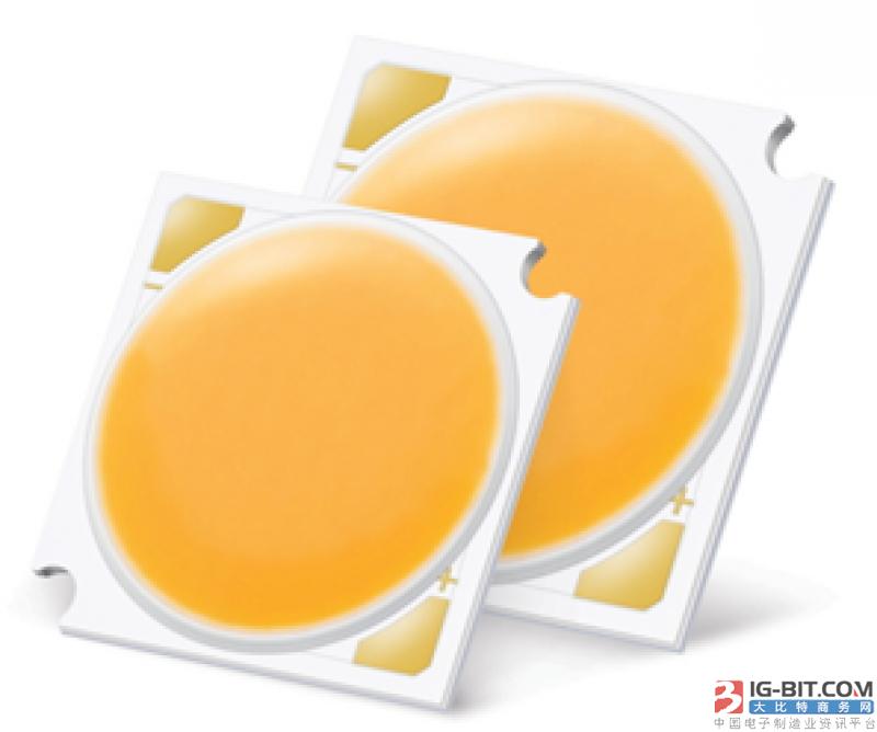 三星推出全新COB产品 专为商业照明优化设计