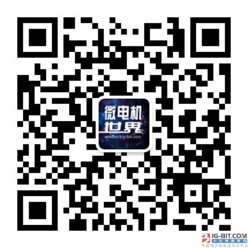 微电机世界网二维码