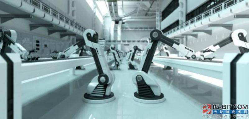 自主品牌机器人推动智能制造 发展智能制造不能只盯着生产线