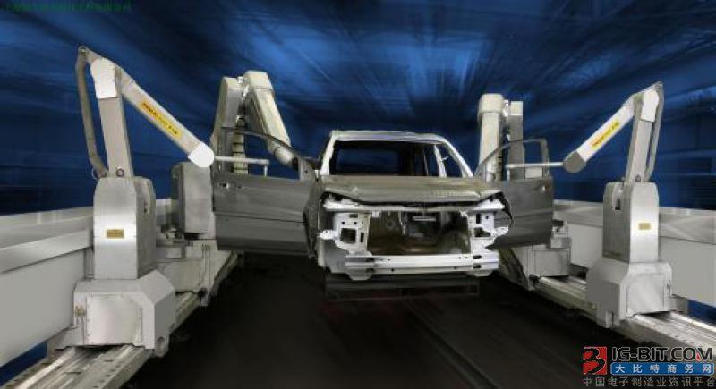 安川首钢计划在南海成立机器人集成系统中心