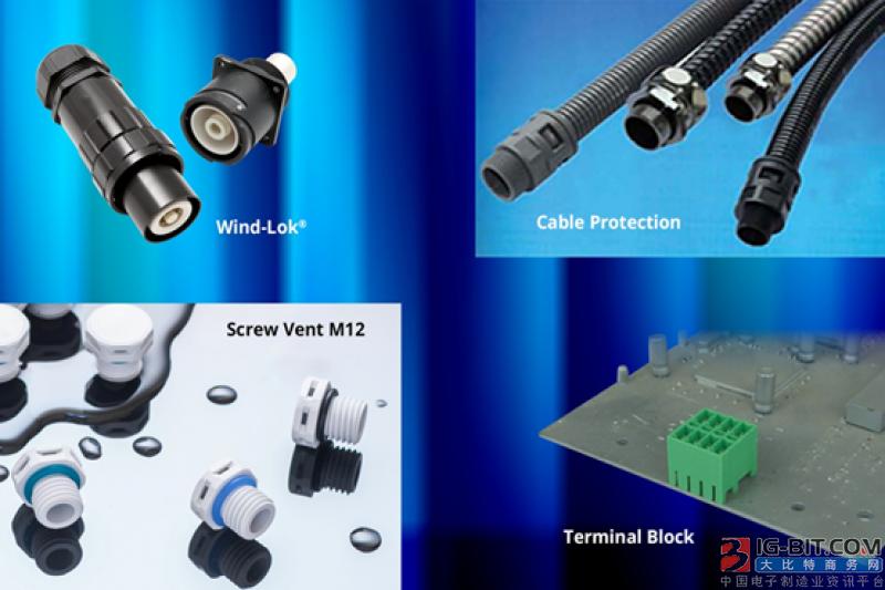 安费诺聚焦风能 持续为行业提供优质连接器及配套产品
