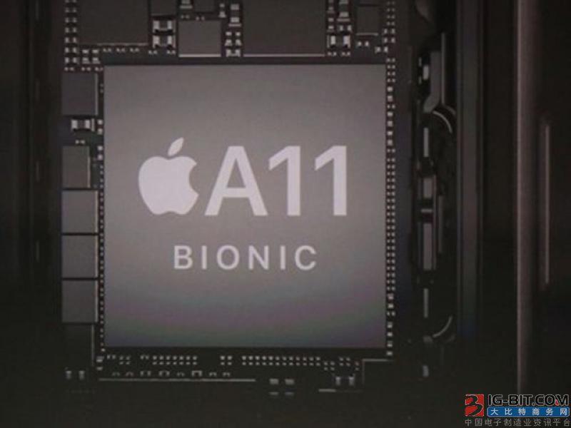 iPhoneX采用A11处理器 7nm制程工艺细节流出