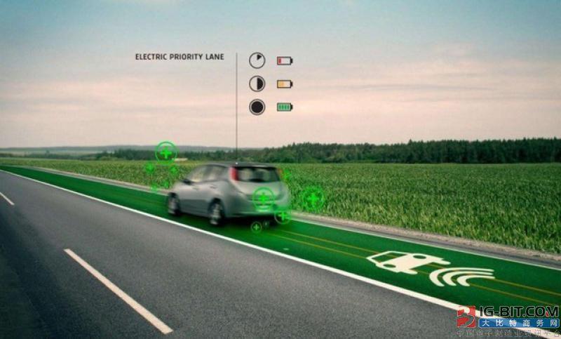 """绍兴现""""太阳一号""""光伏公路 让汽车边走边充电"""