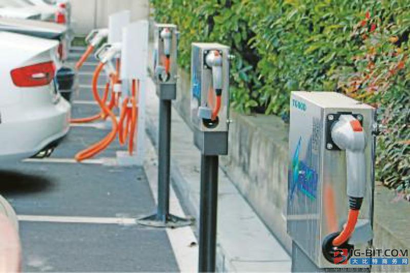 保定市新能源汽车充电基础设施专项规划 建设充电桩1.45万个高清图片