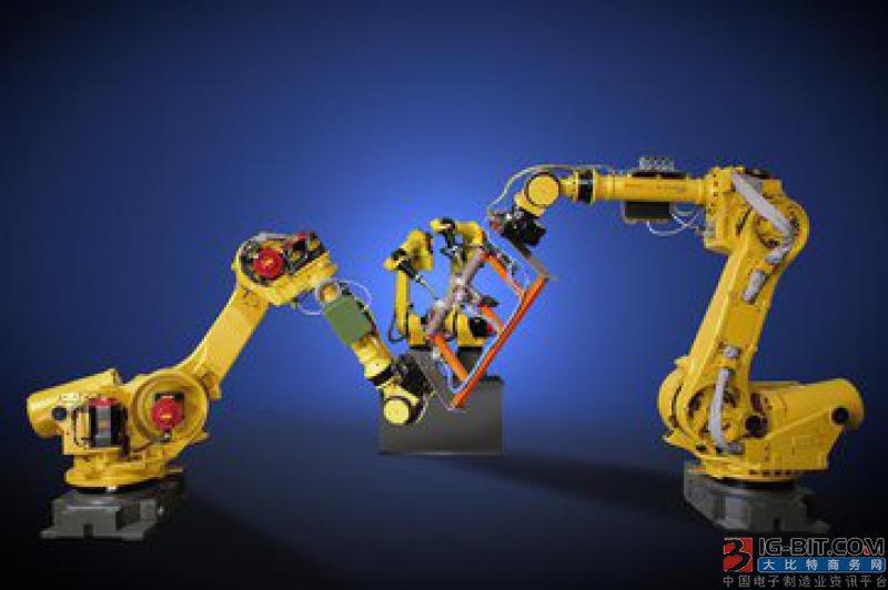 日媒:三菱电机拟在华生产工业机器人 加快开拓中国市场