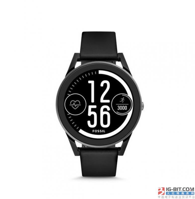 传统厂商也玩智能表 Fossil推出Q系列Android智能手表新品