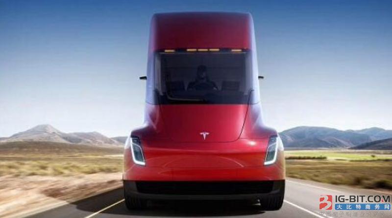 特斯拉发布新款电动卡车 充满电续航可达800公里