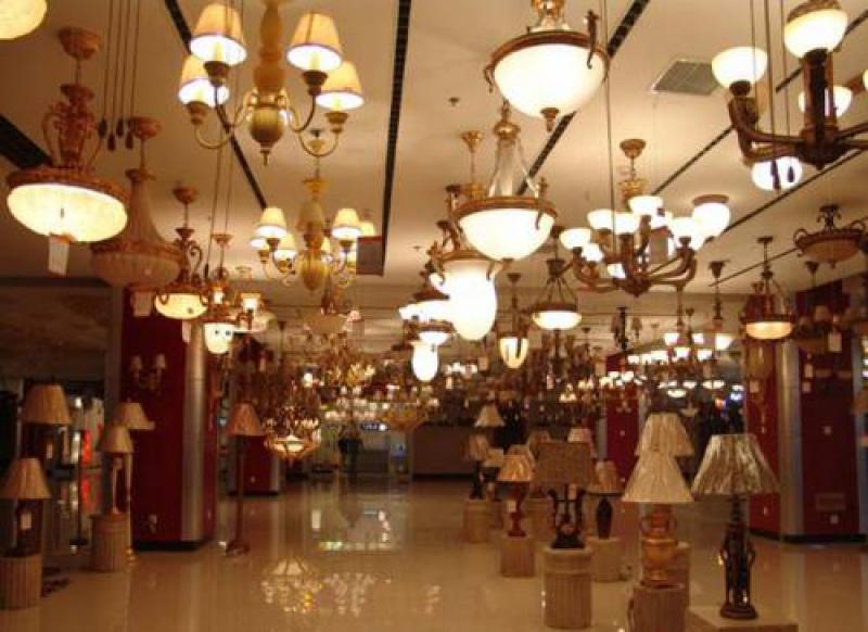 10月古镇灯饰价格指数出炉,旺季市场回暖