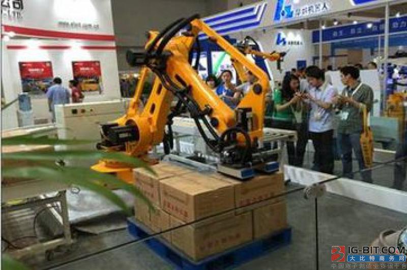 埃夫特加速全球研发布局 提升机器人智能化水平