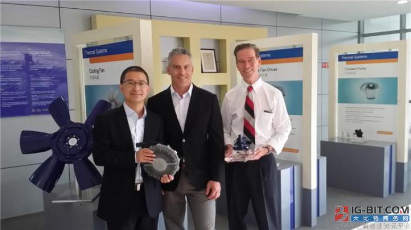 博格华纳双轨发展高效内燃机应用和新能源汽车应用