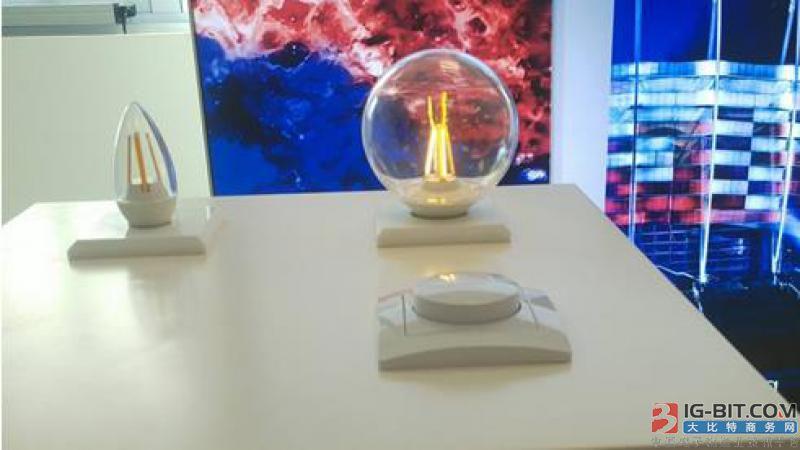 欧司朗的COB LED的蜡烛灯方案