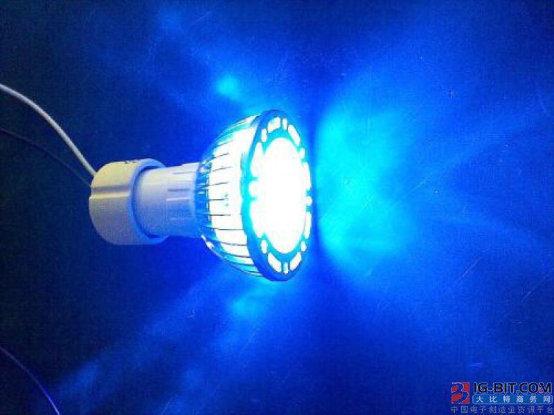 """LED灯已""""占领""""市场 LED灯更节能也更安全"""