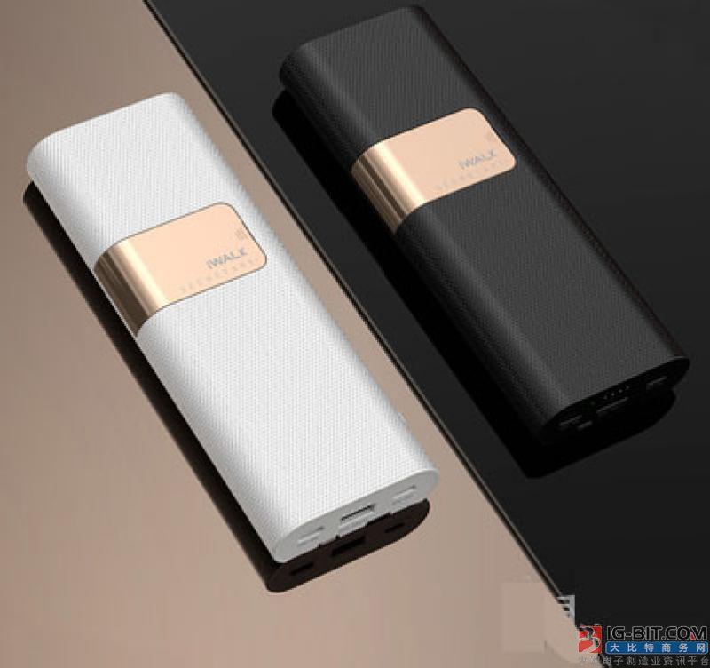 iWALK推出了一款十项全能的移动电源sbs200Q
