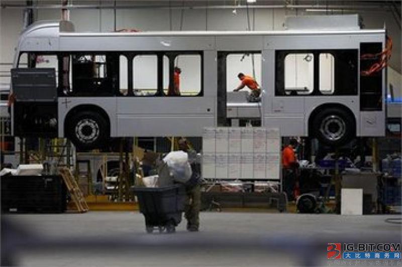 比亚迪将在加拿大建设一家电动卡车工厂