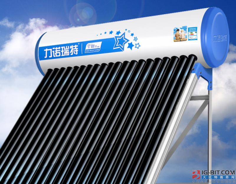 全自动太阳能热水器成为市场主流 自动上水自动控温