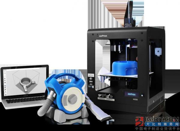 工业级3D医疗打印将是电机企业的下一片蓝海